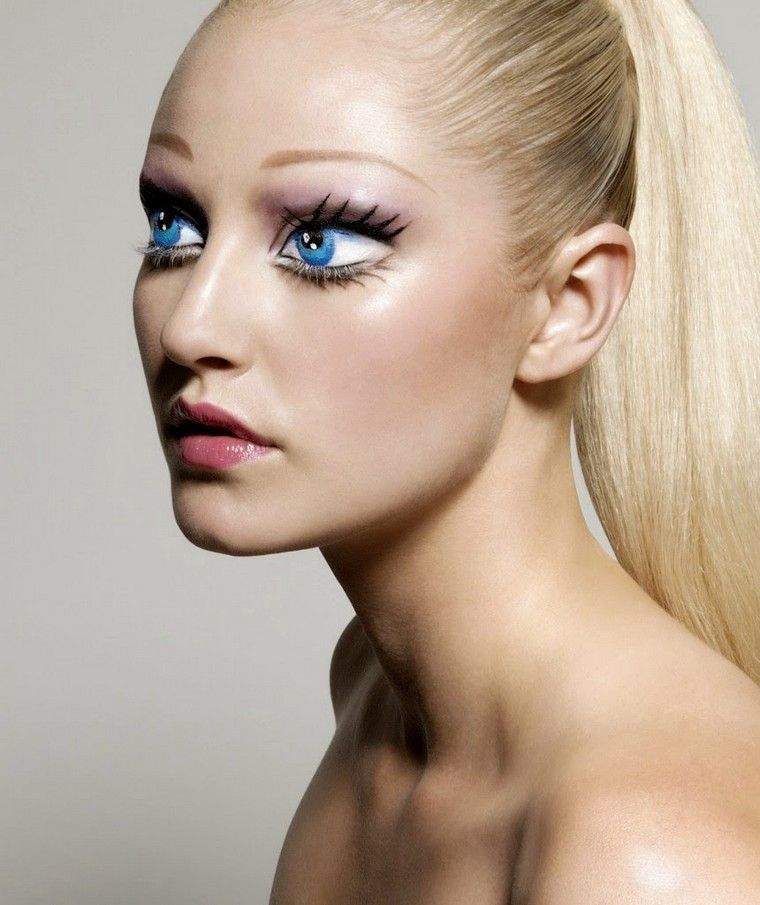 maquillage-dhalloween-idées-poupée-idées