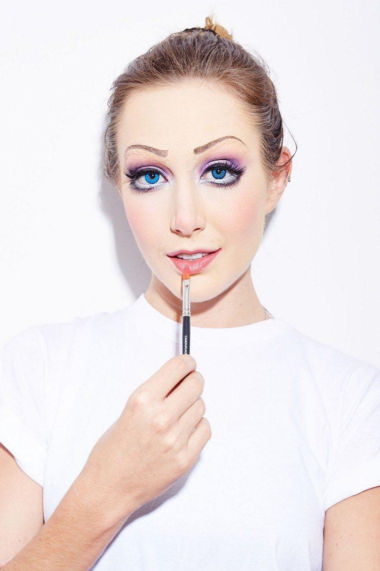 maquillage-de-halloween-style-minalist-options