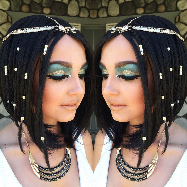 maquillage-halloween-cleopatra-idees