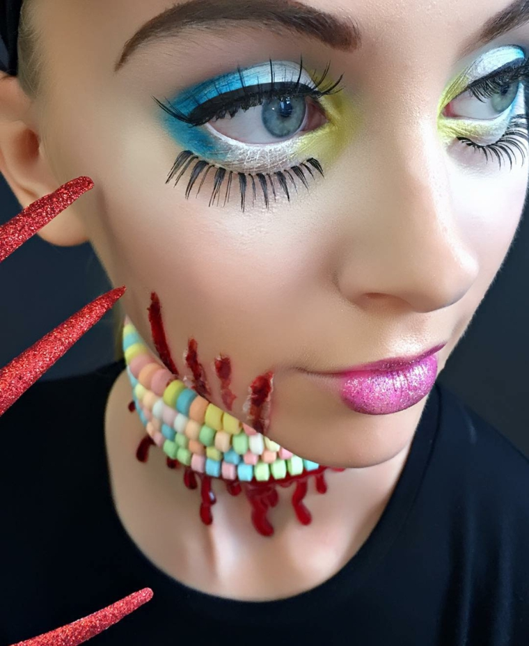 maquillage-original-halloween-idees-poupee