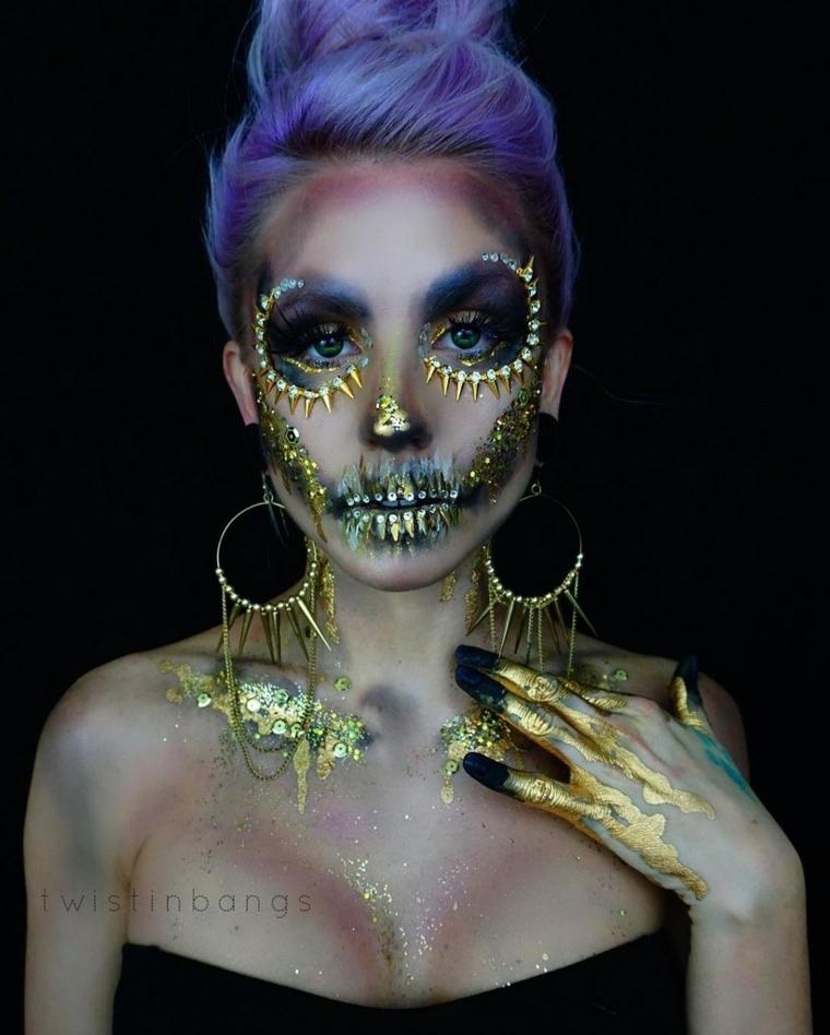 choix-original-maquiilaje-halloween