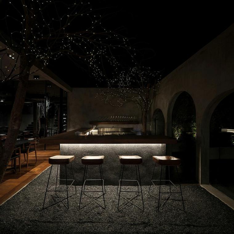 Le restaurant-bar