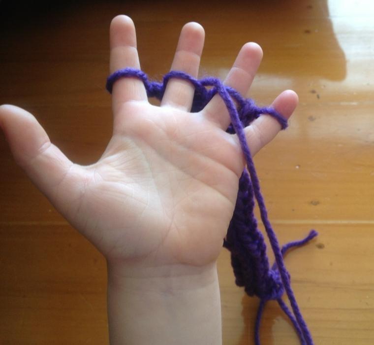 Apprenez-leur à tricoter