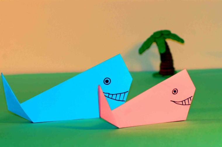 faire origamis