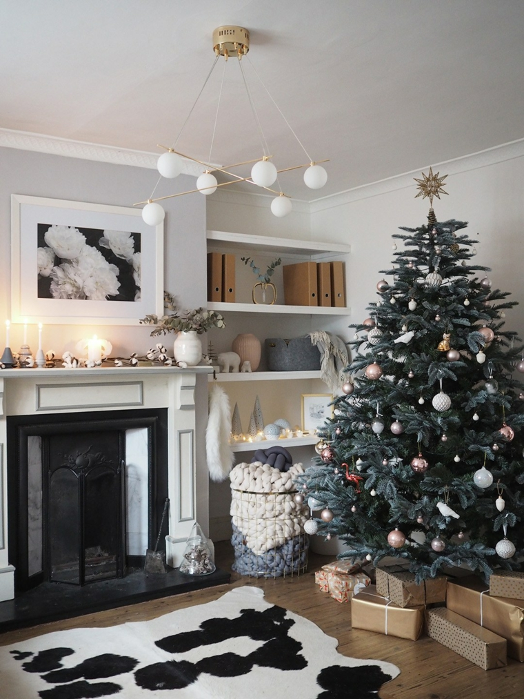 arbre de noel-decoration-scandinave