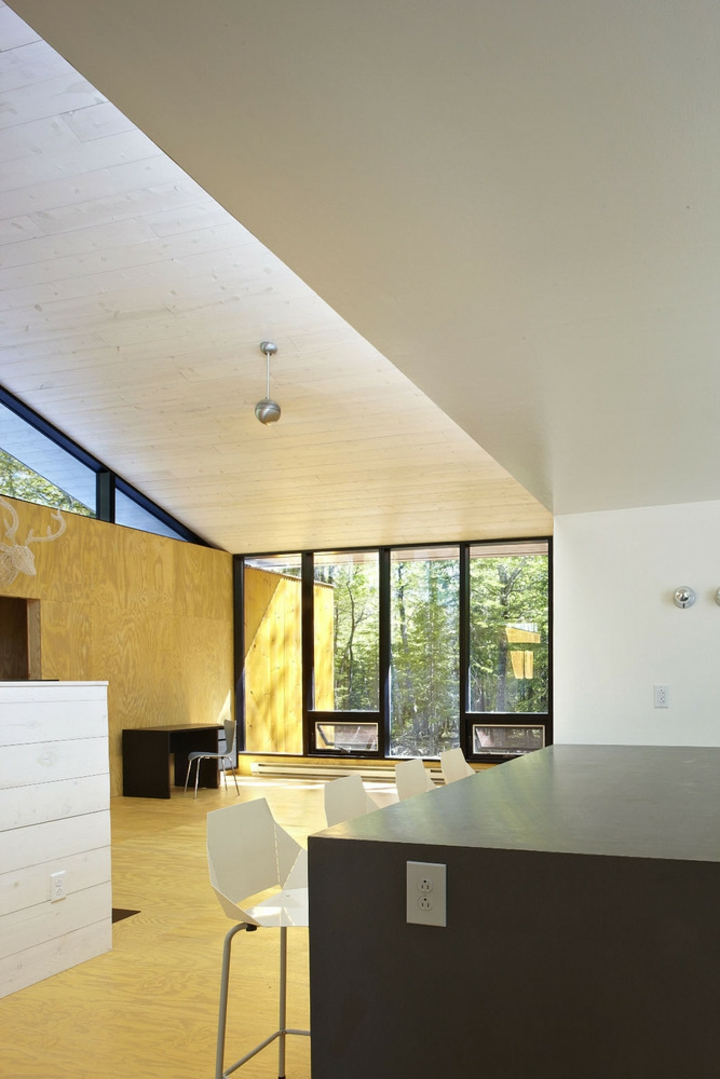 architecture moderne cuisine interirs