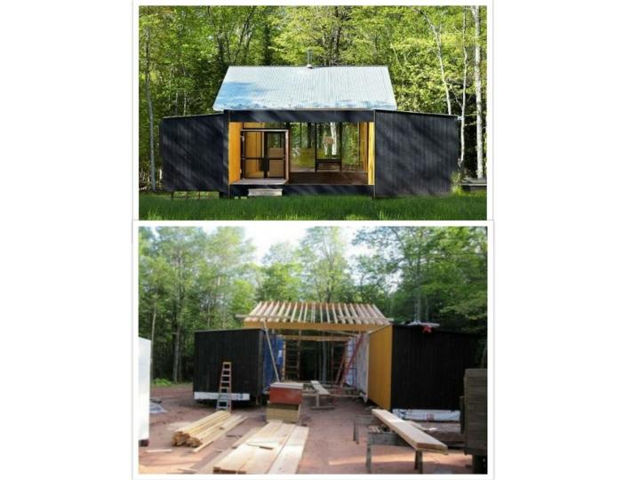 evolucion-construccion-cabaña-campo