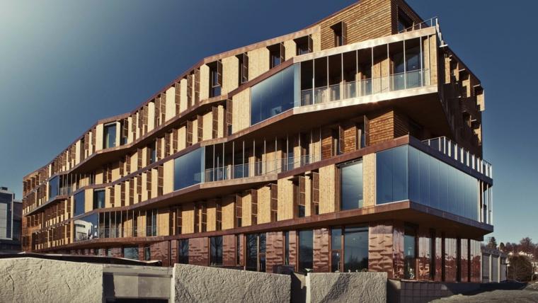 bâtiment darchitecture durable