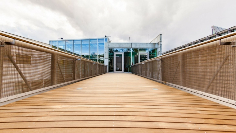 passerelle architecture durable