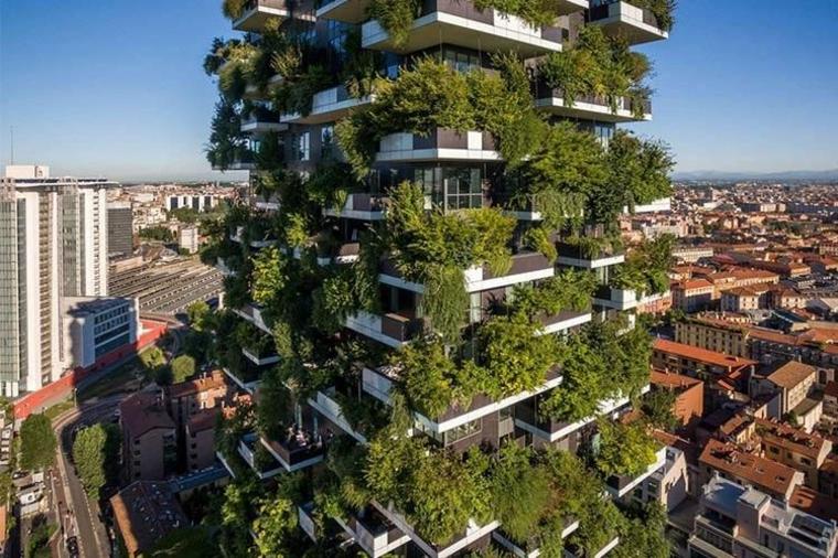 architecture durable bloc-vert