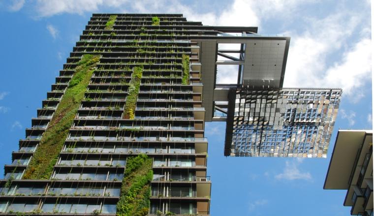architecture-gratte-ciel durable
