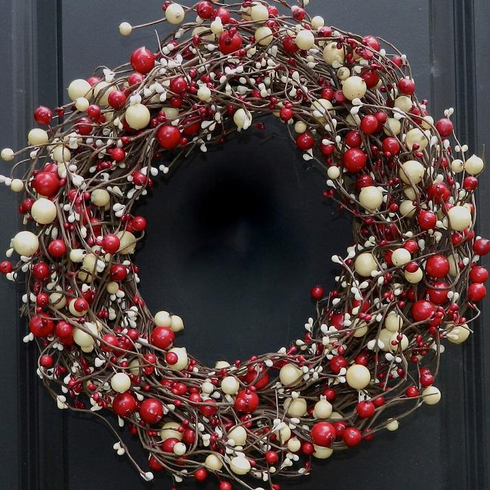 Combinaisons de nouvelles couleurs de Noël