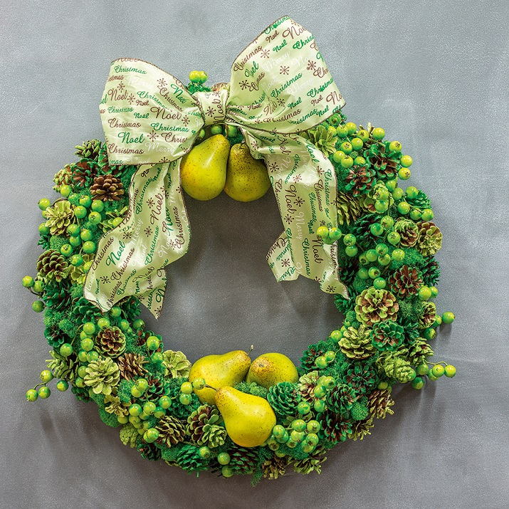 idée-fruits-cônes frais