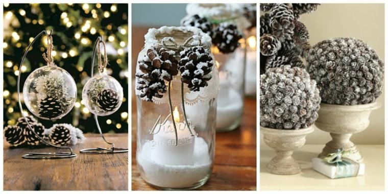 Décorations de Noël-facile à faire-intérieur