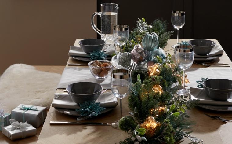 Centres de Noël-décorer