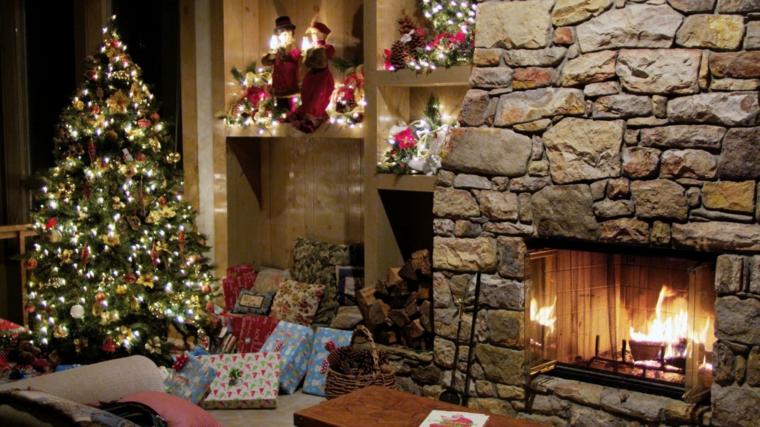 arrangements pour le salon de Noël