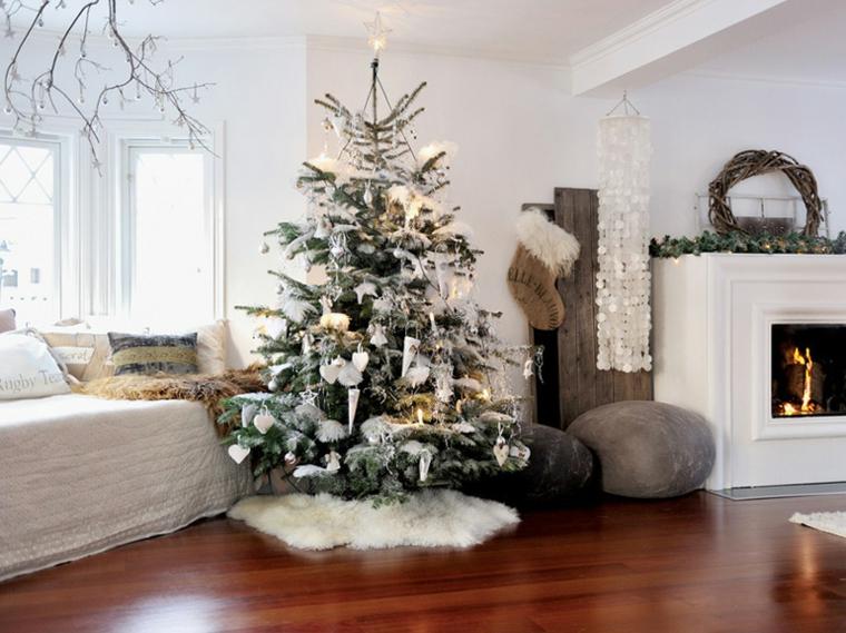 Décorations de Noël-décorer-intérieur