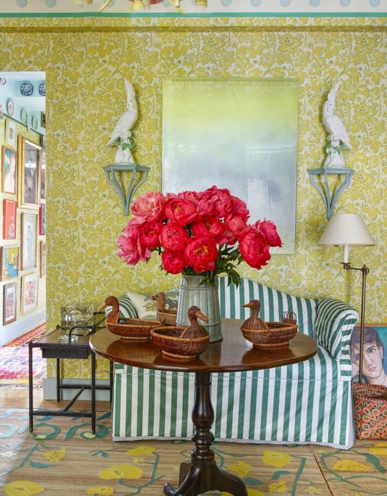 arrangements floraux-beau-grand-bouquet frappant