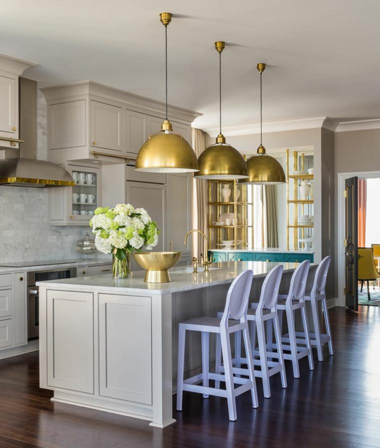 Arrangements-floraux-beaux-Tobi-Fairley-Interior-Design-cuisine