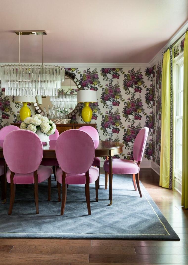 Arrangements-floraux-beaux-Tobi-Fairley-Design-diner
