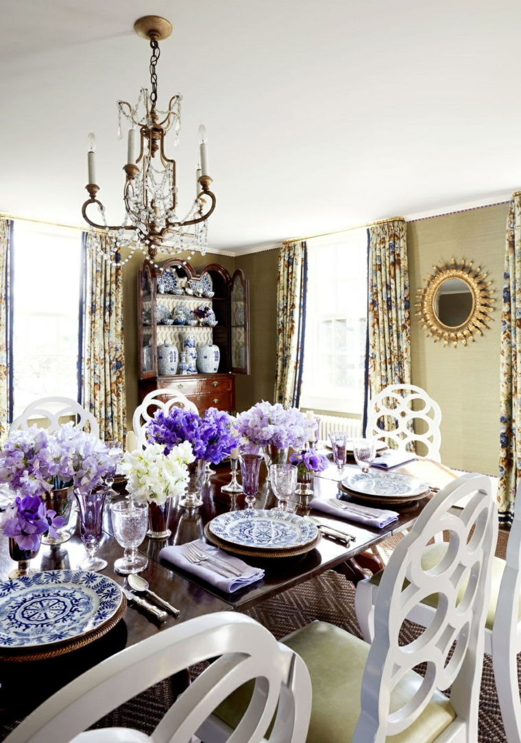 Arrangements-floral-decorer-ashley-whittaker-salle a manger