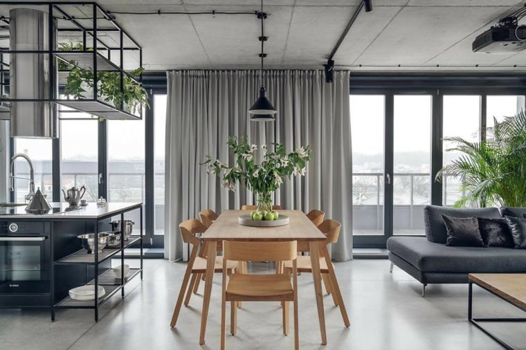 maison-diner-style-mode-idées-blackhaus