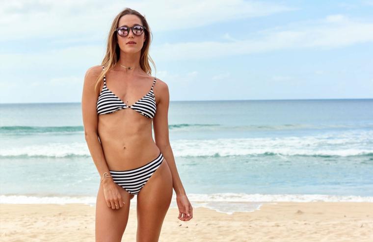 bikinis de mode-femmes-roxy