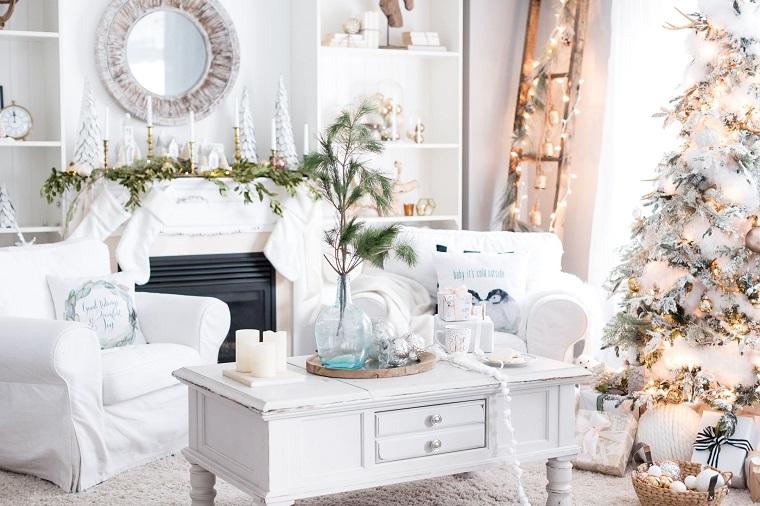 décorations-navidenas-blancas-estilo-moda