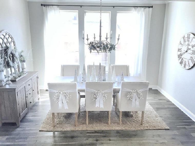 diner-style-maison-decorer-noel-blanc