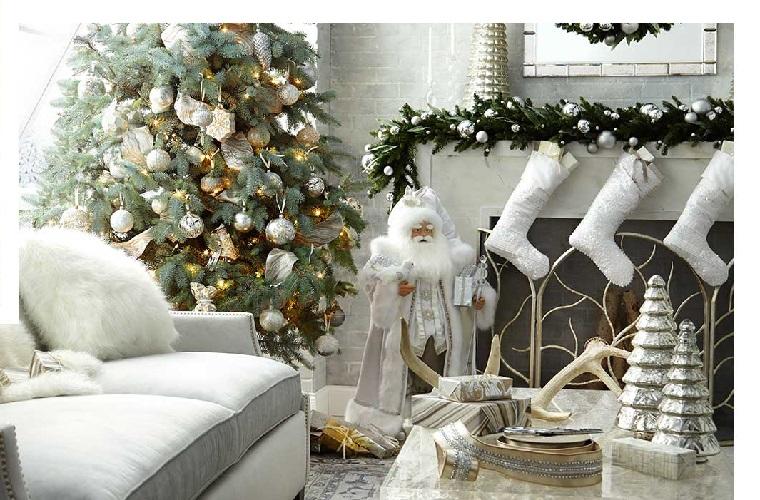 décorer-cheminée-style-mode-couleur-blanc