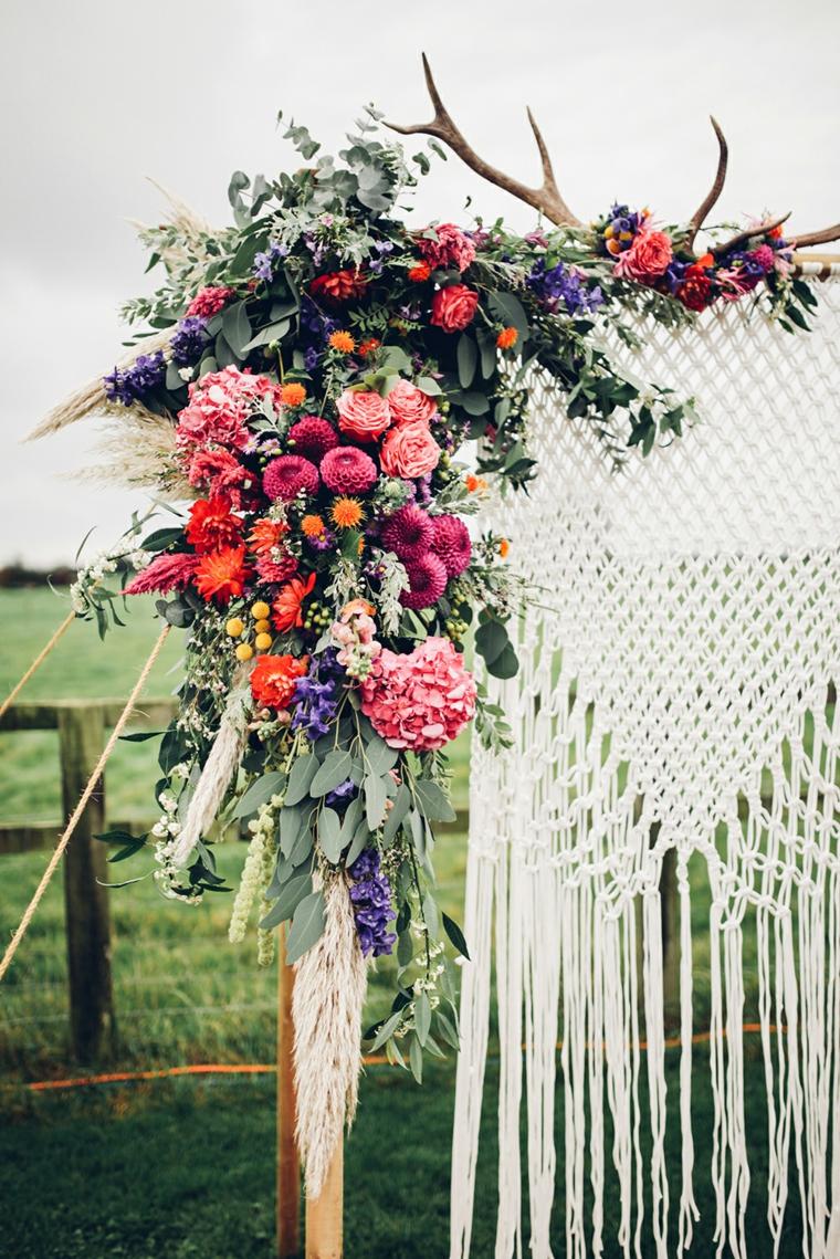 bonnes idées pour les mariages boho chic