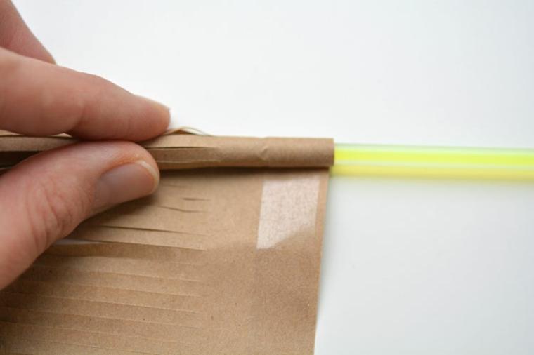 rouleau de papier demballage