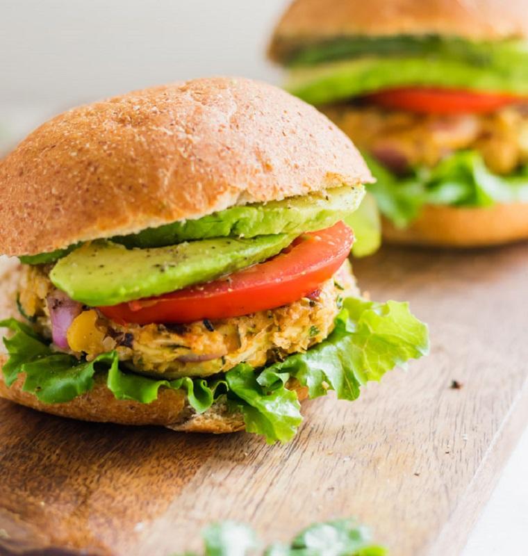 burgers végétaliens-recette-barbecue