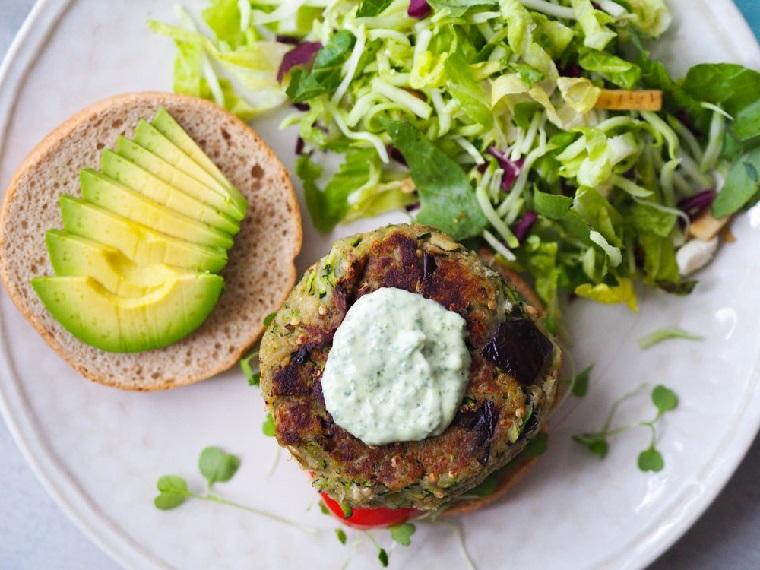 hamburgers-vegan-aubergine-calabcin-idées