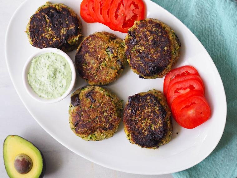 hamburgers-végétalien-aubergine-délicieux-recettes