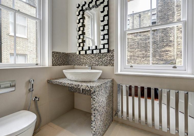 combiner les carreaux de salle de bain