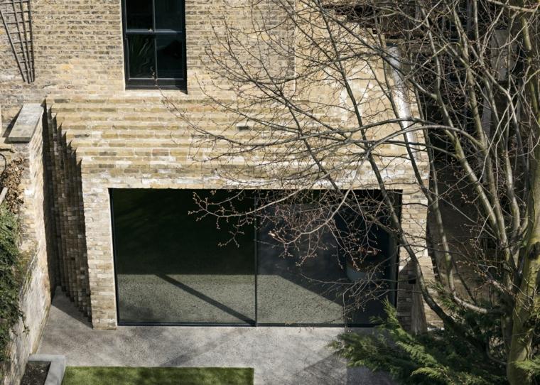 façade extérieure
