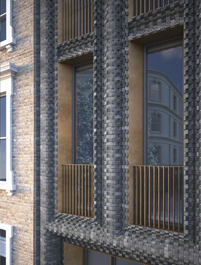 façade impressionnante