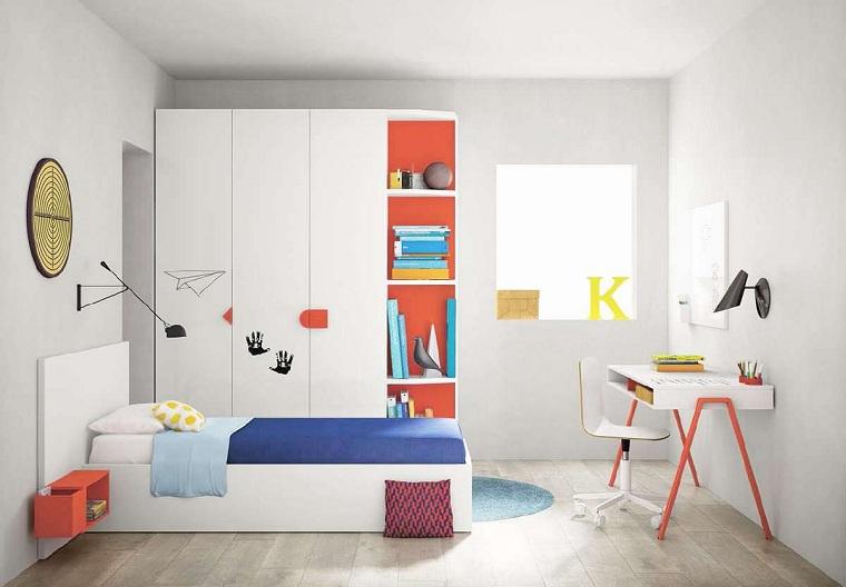 détails-couleur-vibrant-mobilier-blanc-chambre-enfant