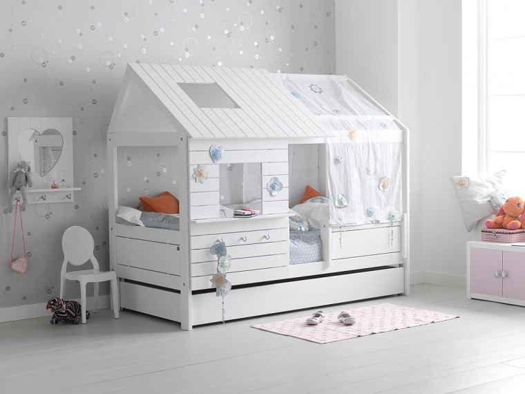 chambre denfant blanc-nordique
