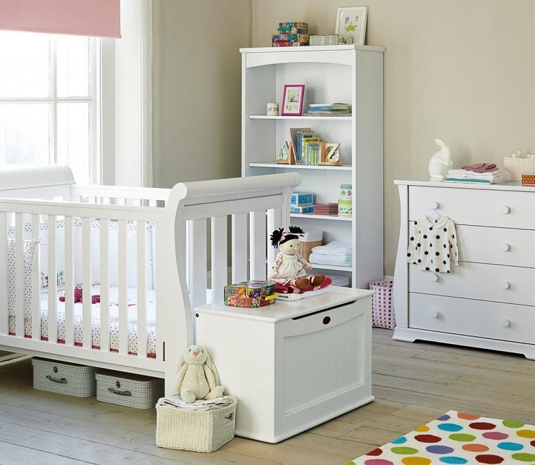 chambre à coucher-enfants-idées-design-bébés
