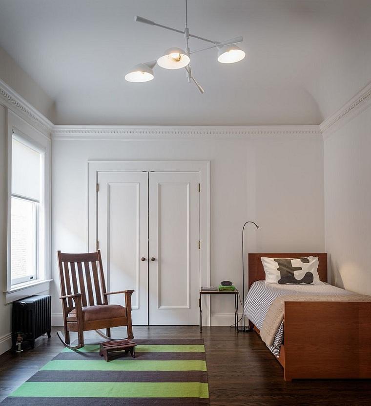 chambre à coucher-enfants-idées-design-classique-mode