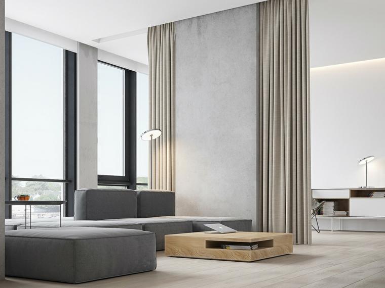 maisons de style minimaliste-élégant