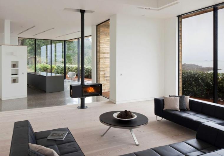 chambres de style minimaliste