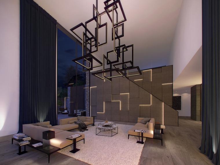 chambres modernes-petites décorées