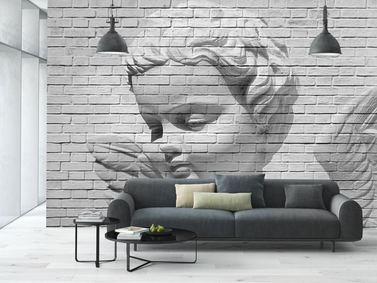 décoration intérieure-chambres-murs