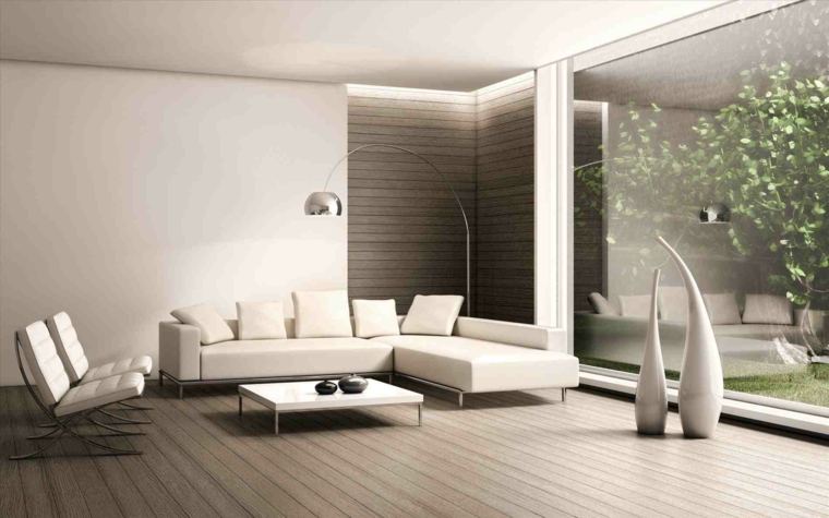 salon-design-mobilier moderne