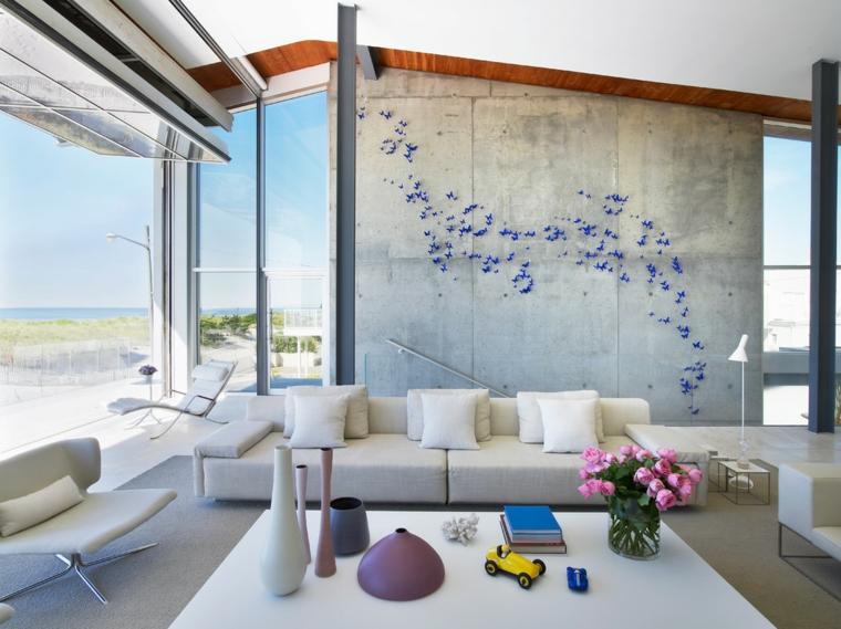 chambre moderne-petite-décorée