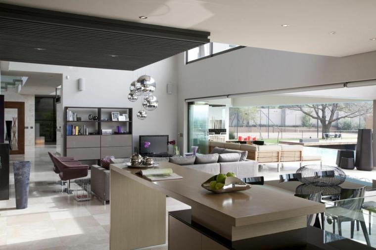 chambres modernes et élégantes