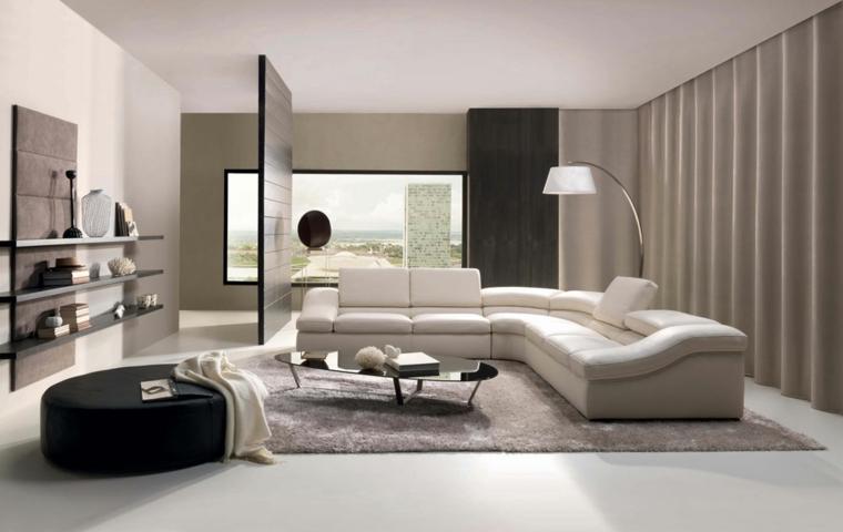 chambres modernes-intérieurs-élégants